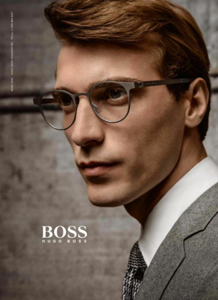 Modèle Hugo Boss