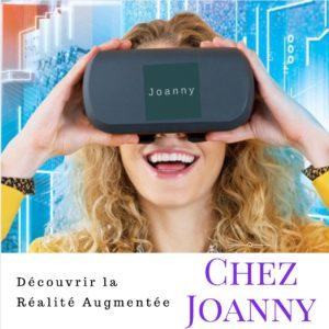 Découvrir le réalité augmentée.