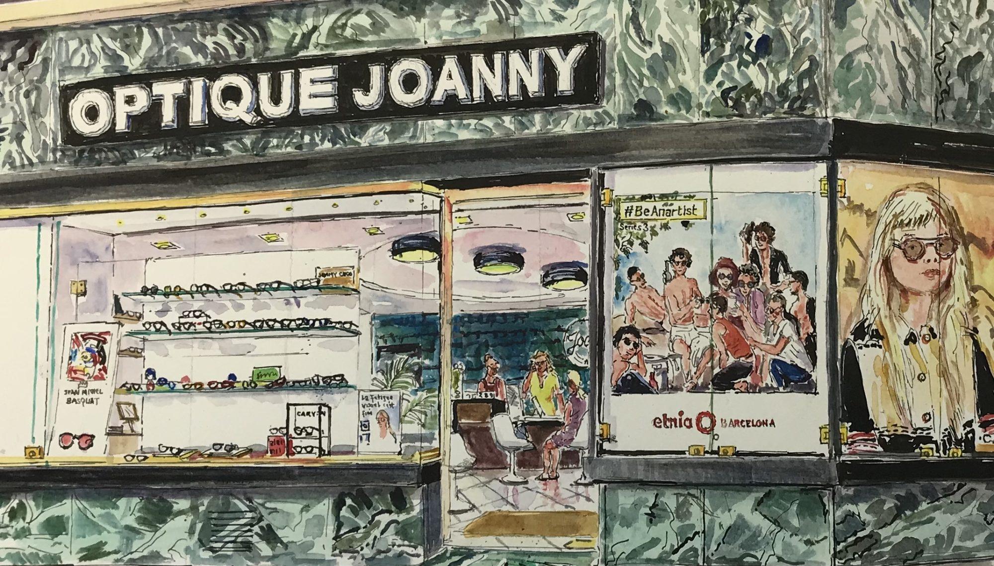 LA BOUTIQUE A LUNETTES - JOANNY